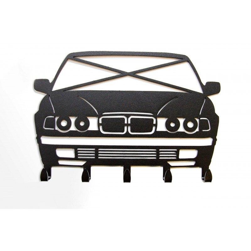 Wieszak na klucze BMW E32 ekstra prezent drift - GRUBYGARAGE - Sklep Tuningowy